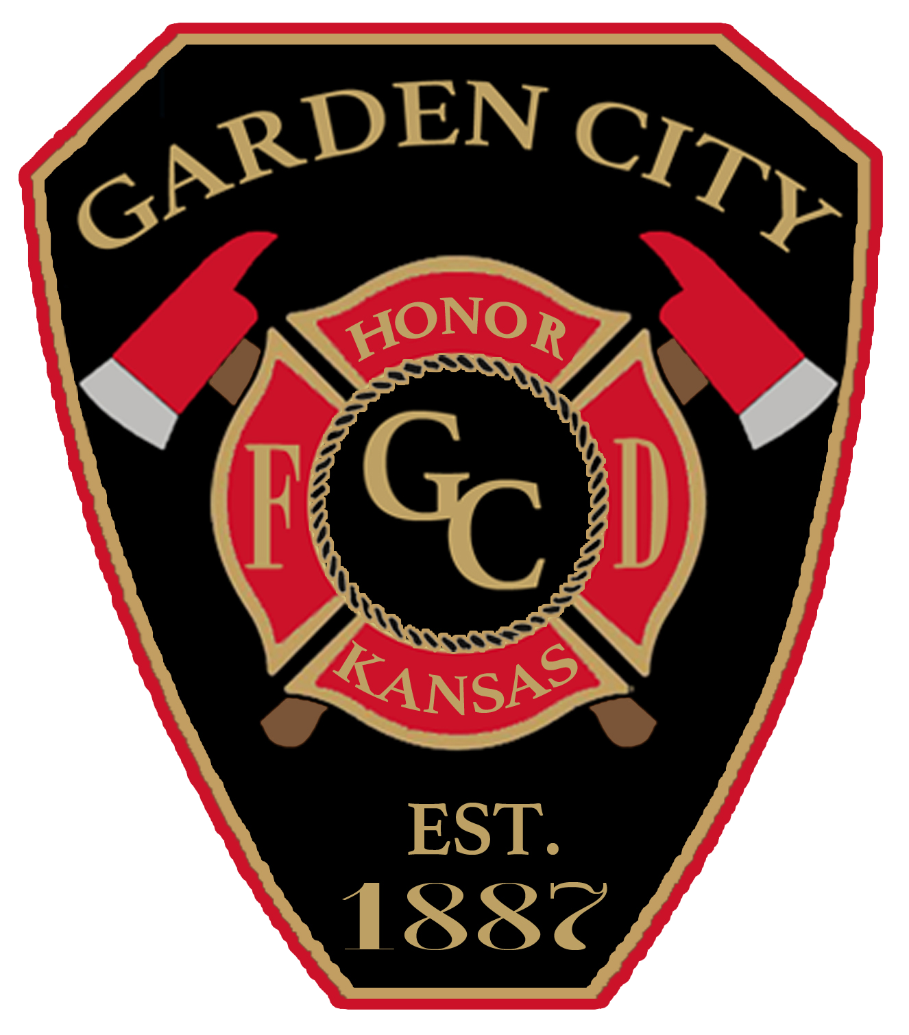 patch 2017 - Garden City Police Department