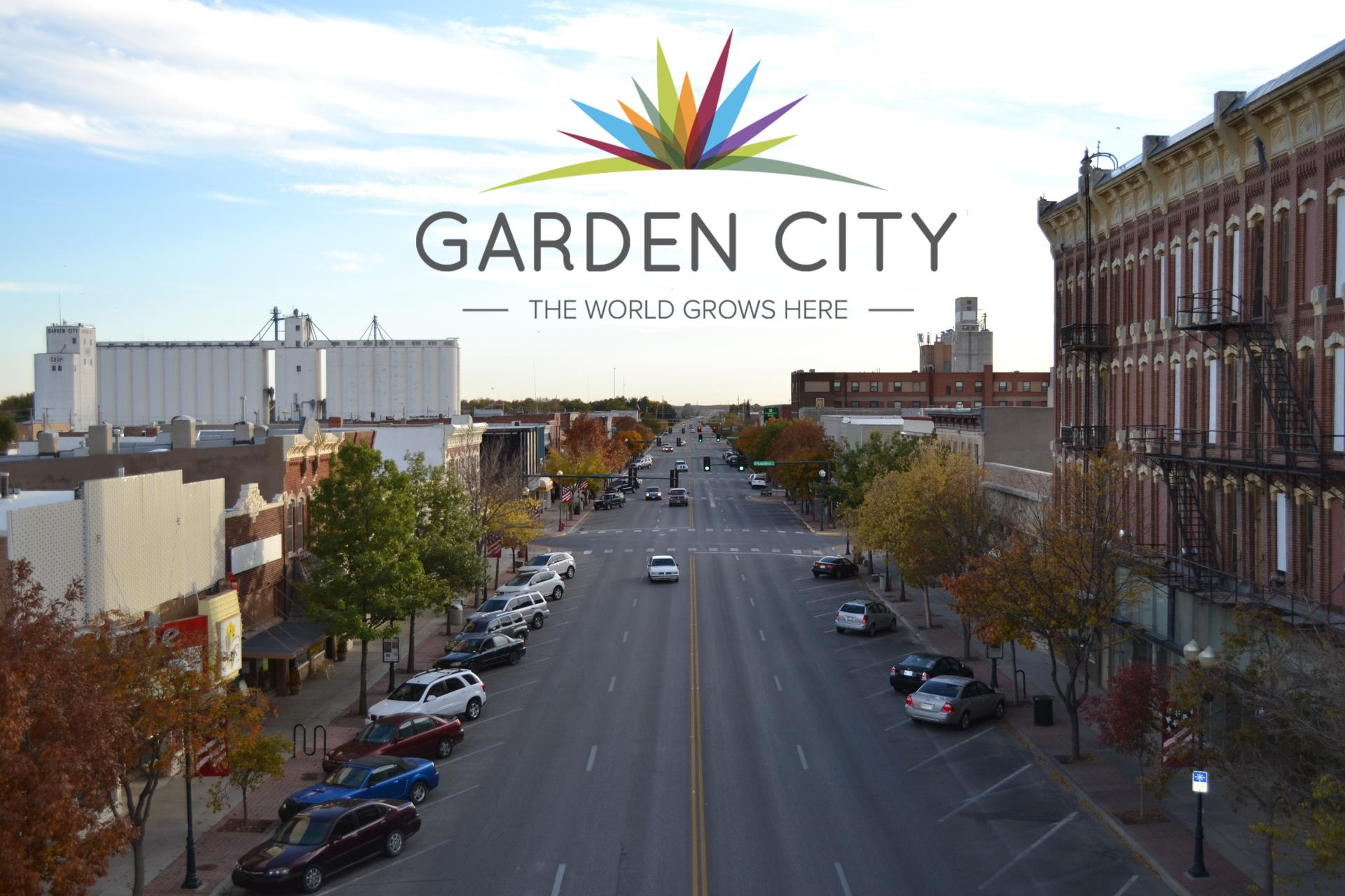 Downtown GC with logo