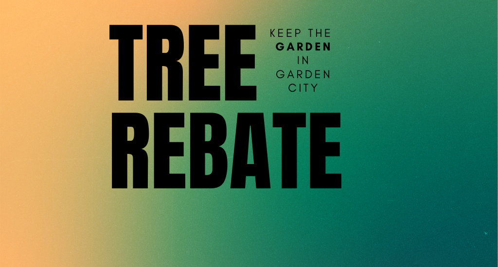 Tree Rebate Program