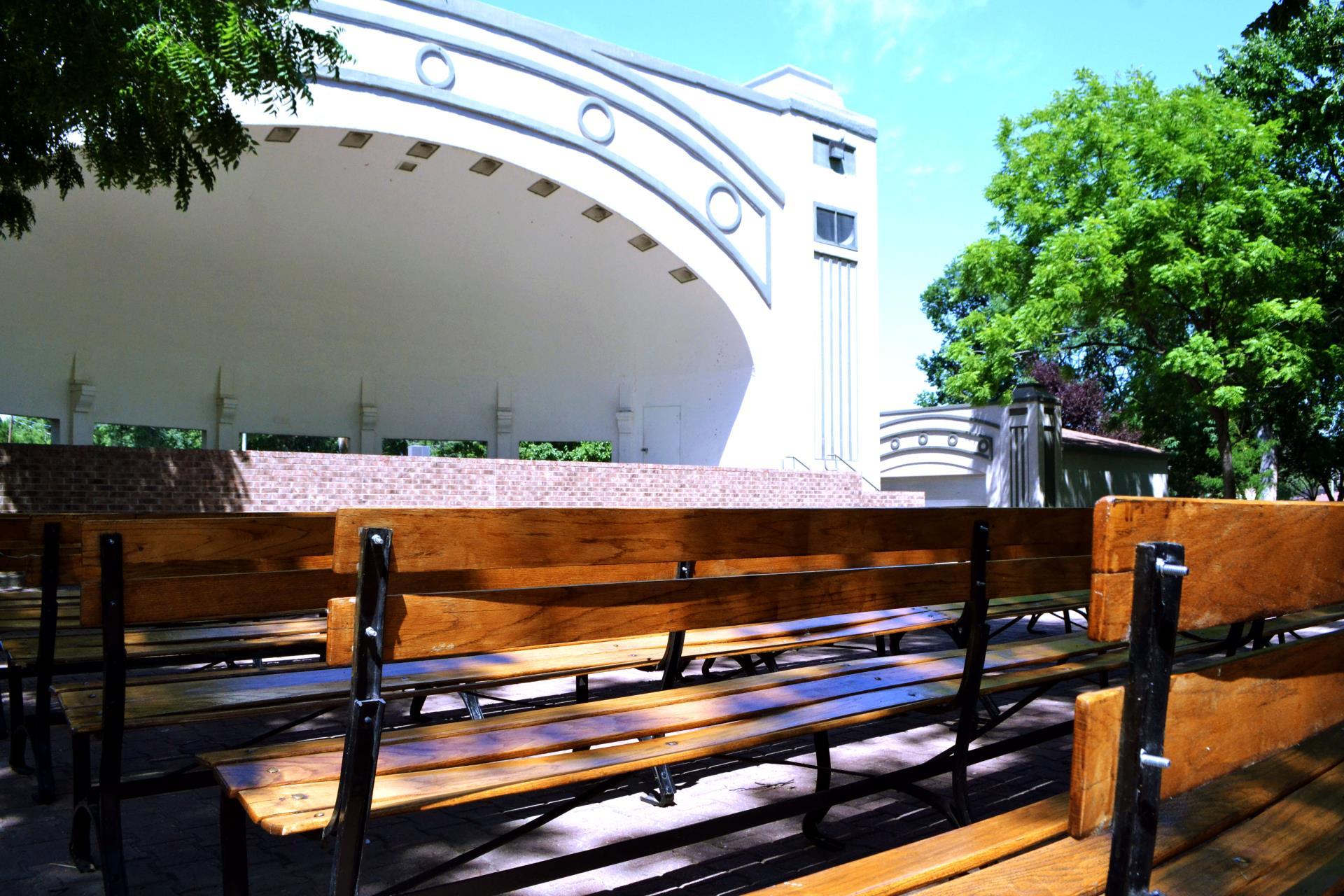 Garden City Ks >> Stevens Park Facilities Garden City
